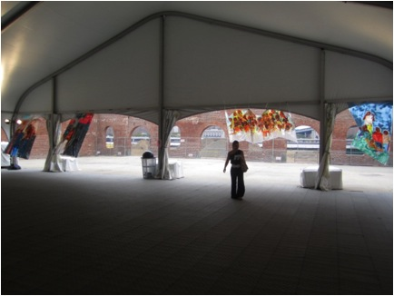 DUMBO Art Fair: September24-26