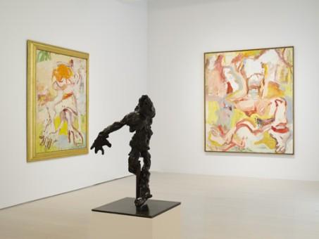 De Kooning installation photograph 2