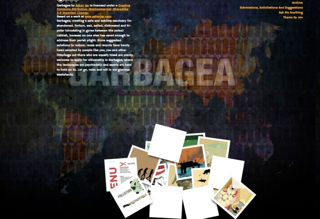 Garbagea Screenshot