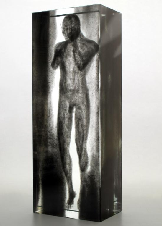 "@Grimaldi Gavin Gallery: Michal Macku's ""Glass Gellage No. XXXIII, nd"""