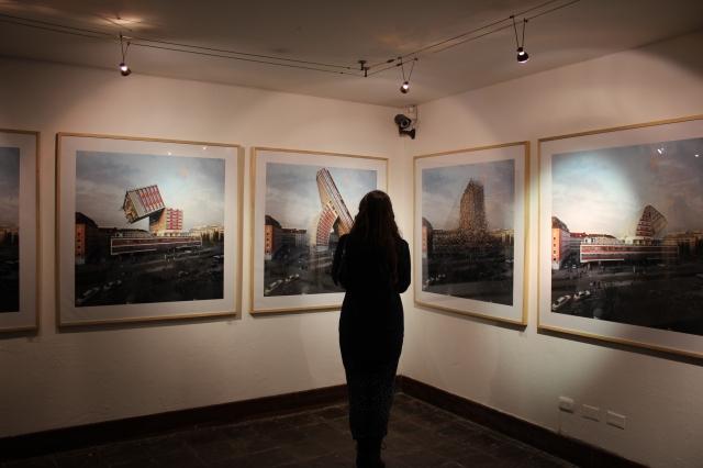 @ Victor Enrich's exhibition