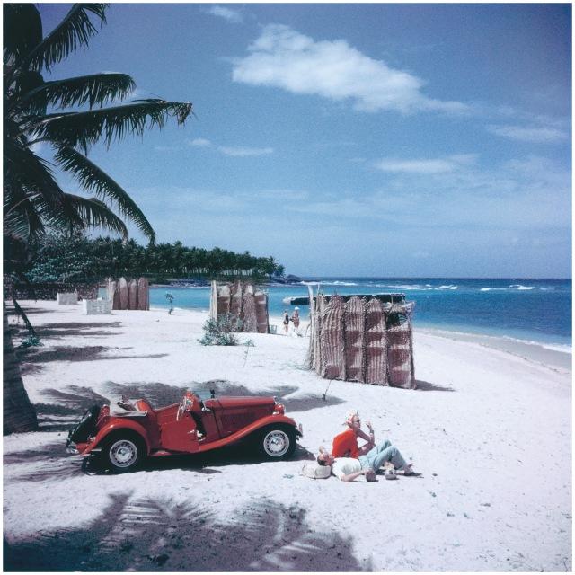 john rawlingsfashion-photographer-john-rawlings-on-the-beach-at-montego-bay-jamaica