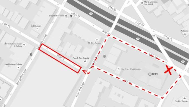 map Union City