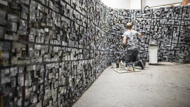 Berlin Spree Galerie presents the works of artist Hendrik Czakainski during Berlin Art Week (Sept 15-20). Credit: Urbanspree.com.