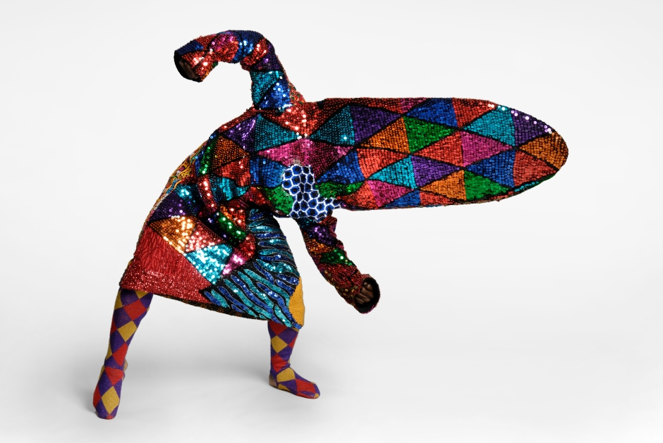 Nick Cave Sound Suit